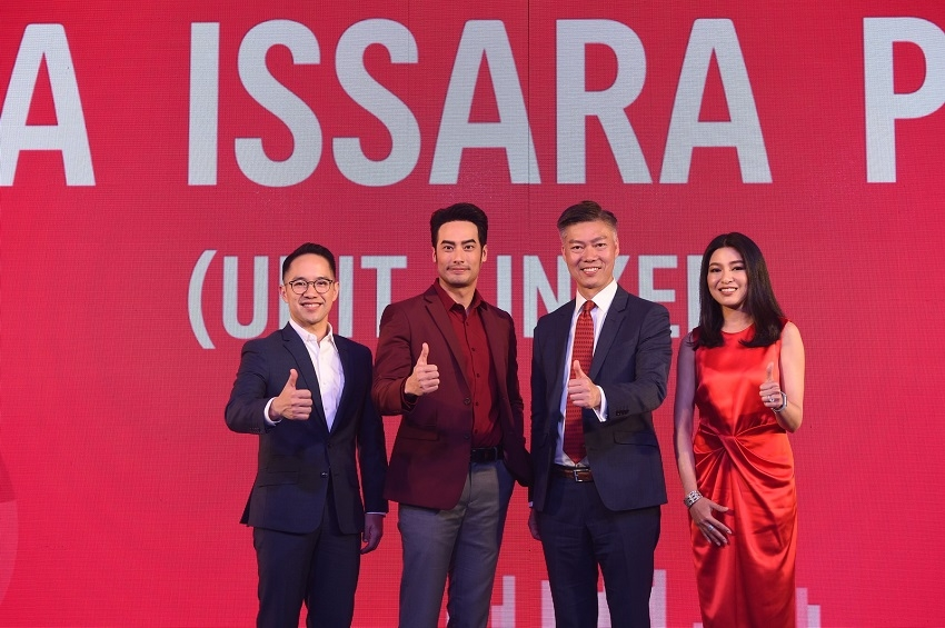 เอไอเอ ประเทศไทย เปิดตัว 'บอย ปกรณ์' ในฐานะ AIA Unit Linked Ambassador พร้อมภาพยนตร์โฆษณา 'เอไอเอ อิสระ พลัส'