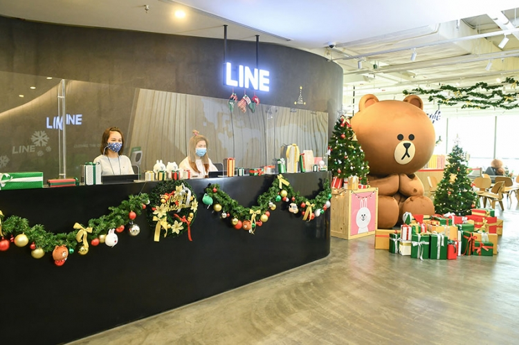 LINE ครองอันดับ 2 บริษัทฯ ที่คนไทยอยากทำงานด้วยมากที่สุดปี 2563