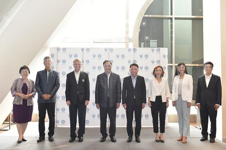 หอการค้าไทย รวมพลังหอการค้าและเครือข่ายทั่วประเทศ  ประกาศจุดยืนขับเคลื่อนธุรกิจยั่งยืนด้วยหลักเศรษฐกิจหมุนเวียน