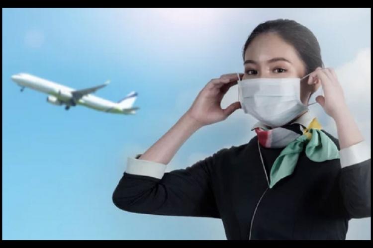 วิทยาลัยการพัฒนาและฝึกอบรมด้านการบิน ม.ธุรกิจบัณฑิตย์ เผยผลสำรวจ เหล่าลูกเรือ แอร์ สจ๊วต รู้สึกอย่างไรถ้าต้องกลับบิน