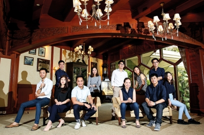 Young Thai Leaders Who (will) Change The World!!