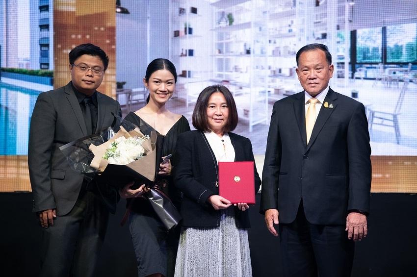 """พฤกษา คว้ารางวัล """"ASA Real Estate Awards 2019"""""""