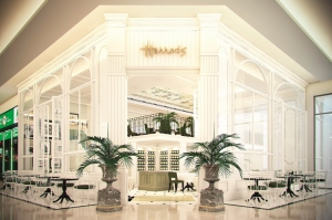 Harrods Tea Room: Case Study of Private Label Brand