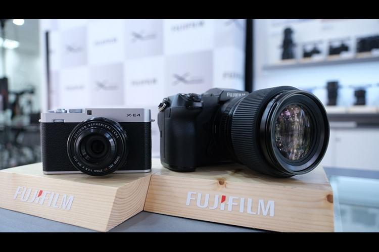 ฟูจิฟิล์มเปิดตัว กล้องไฮเอนด์ รุ่น GFX100S และ X-E4 ชูนวัตกรรมและเทคโนโลยี กับคุณภาพไฟล์ที่ดีเยี่ยม