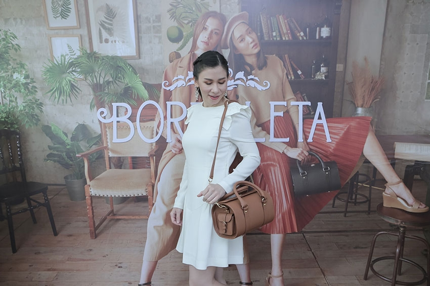 แบรนด์กระเป๋า Borboleta (บอร์โบเล็ตต้า) เข้ารับรางวัลนักออกแบบอิสระ Handbag Designer Award ประจำปี 2562
