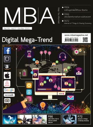 MBA 191 - Digital Mega-Trend