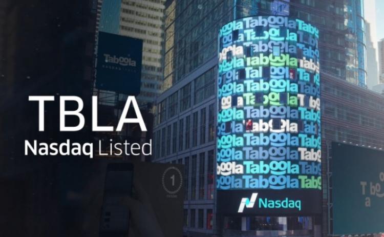 ทาบูล่า (Taboola) เข้าตลาดหลักทรัพย์ Nasdaq