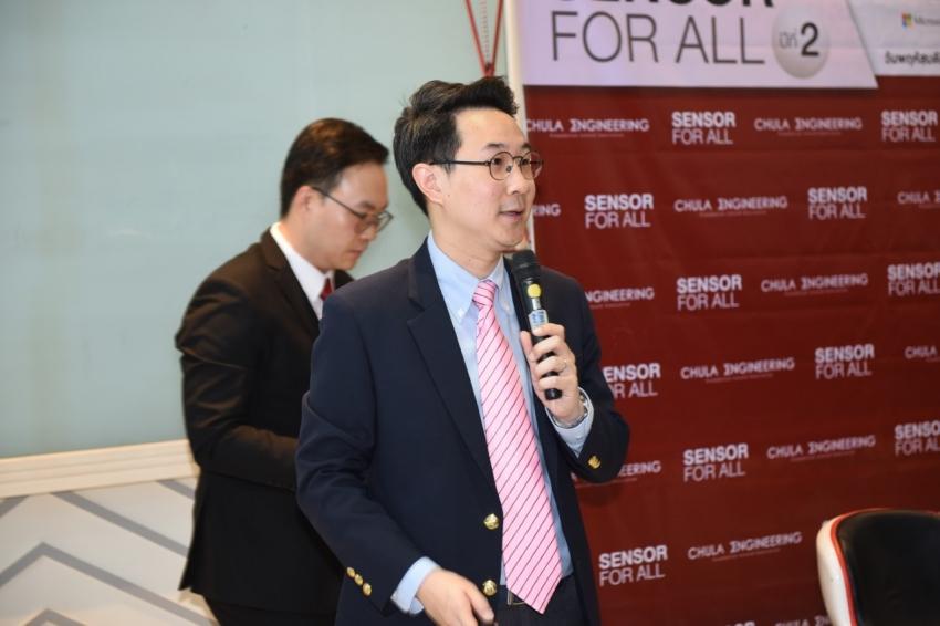 วิศวฯ จุฬาฯ ผนึกพลังภาครัฐและเอกชน อุทิศองค์ความรู้ด้านนวัตกรรมเทคโนโลยี เพื่อสร้างประโยชน์แก่สังคมไทย