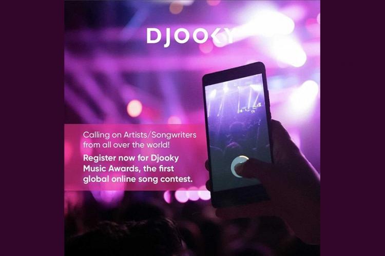 การแข่งขัน Djooky Music Awards เปิดรอบโหวต แล้ววันนี้
