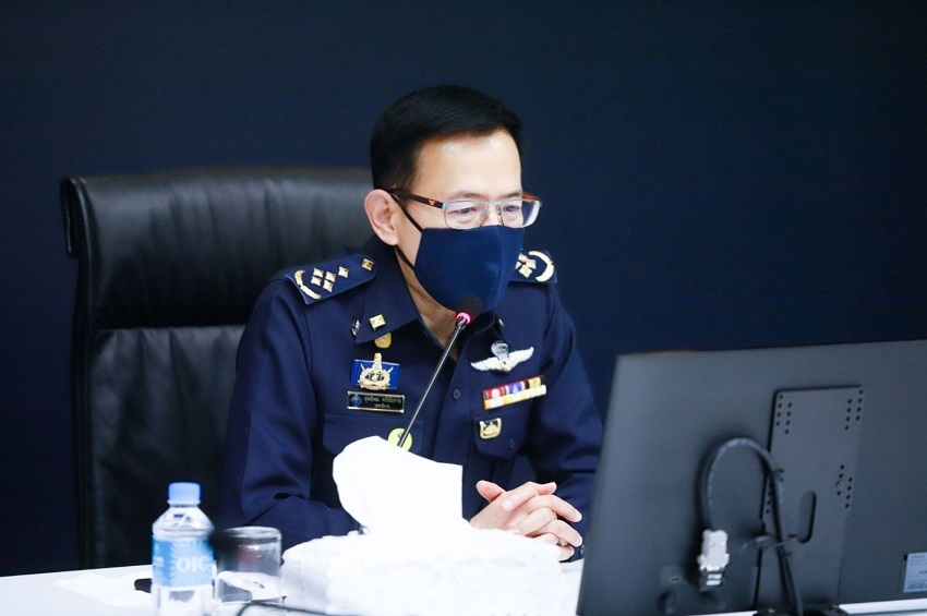 เลขาธิการ คปภ. ประชุมสำนักงาน คปภ. ภาคทั่วประเทศ เพื่อรับมือการระบาดไวรัสโควิด-19