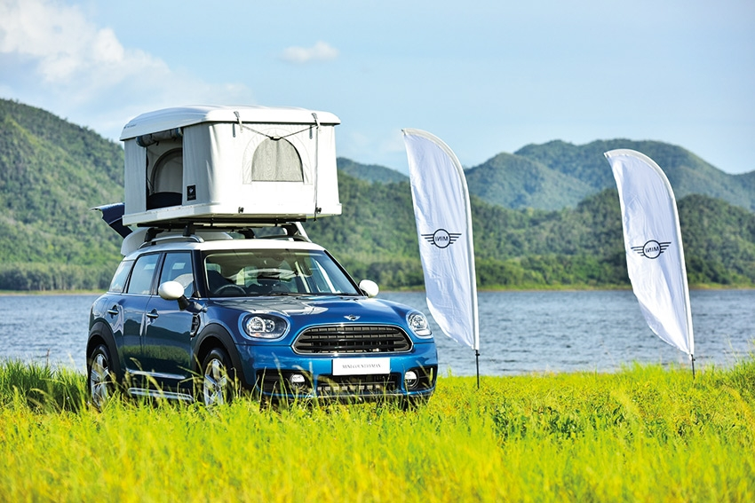 The All-New MINI Countryman