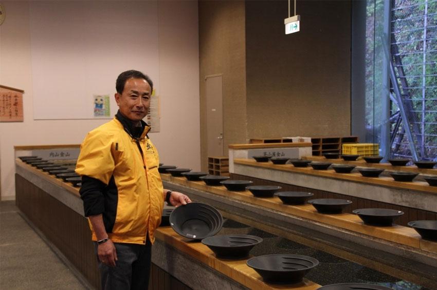 Yamanashi Gold mining  ตำนานยุคขุดทองของญี่ปุ่น