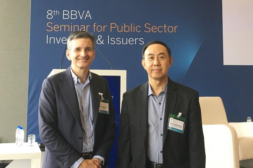 EXIM BANK หารือธนาคารบีบีวีเอ สร้างความร่วมมือสนับสนุนผู้ประกอบการไทย