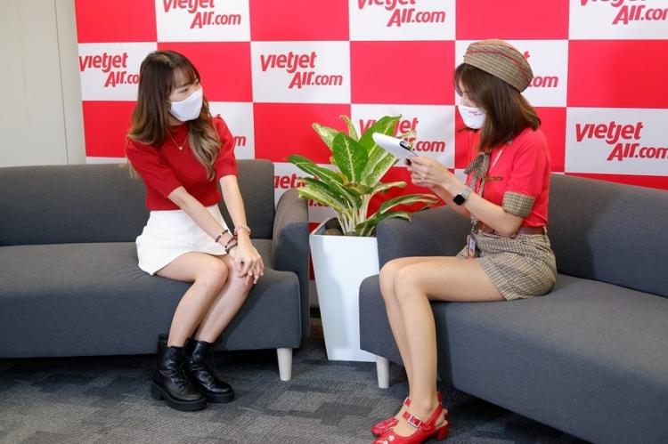 ไทยเวียตเจ็ทเผยยอดสมัครแอร์ผ่านออนไลน์ 1,000 กว่าคน  พร้อมยอดรับชมสูงสุดถึง 1 แสนครั้ง ในงาน'Vietjet Sky Career Festival 2021'