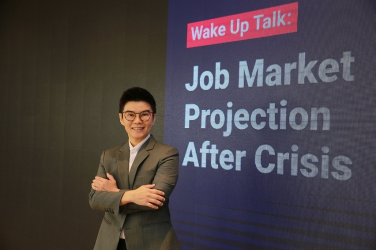 จ๊อบส์ ดีบี ฉายภาพทิศทางตลาดแรงงานหลังวิกฤตชี้ผ่านจุดต่ำสุด พบกลุ่มสายงานและกลุ่มธุรกิจส่งสัญญาณบวก พร้อมโชว์ตัวเลขความต้องการตำแหน่งงานของไทย