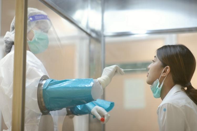 เครือโรงพยาบาลพญาไท รับมือสถานการณ์โควิด-19 เต็มกำลัง   จัดเต็มความพร้อมรอบด้านเพื่อให้บริการประชาชนอย่างสุดความสามารถ