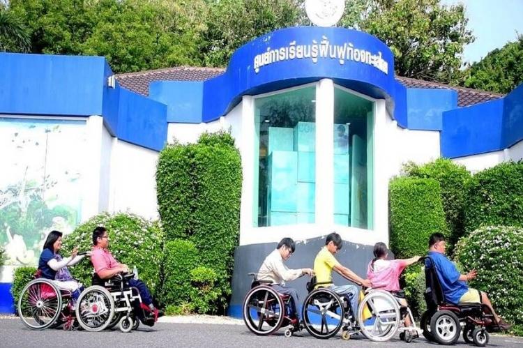 นักท่องเที่ยวคนพิการ: ความท้าทายใหม่ของอุตสาหกรรมท่องเที่ยวไทย