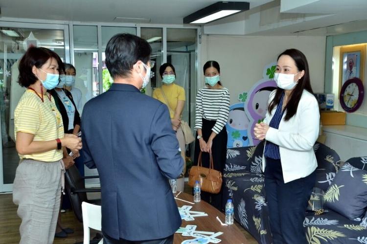 Sea (ประเทศไทย) สมทบทุน 1,500,000 บาท สนับสนุนโรงพยาบาลเด็กช่วยเหลือเด็กที่เป็นผู้ป่วย COVID-19