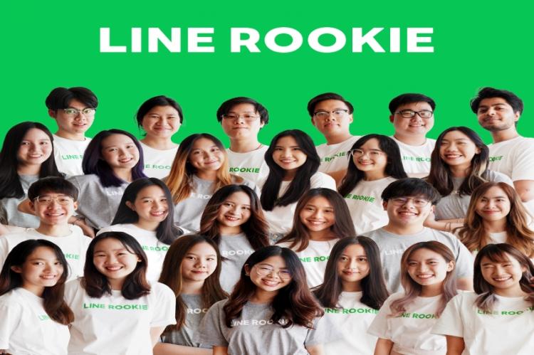 LINE ประเทศไทย หนึ่งในบริษัทในฝันของเด็ก Gen Z  เปิดแนวคิดการฝึกงานที่ได้ลงสนามจริง กับโปรเจค LINE ROOKIE