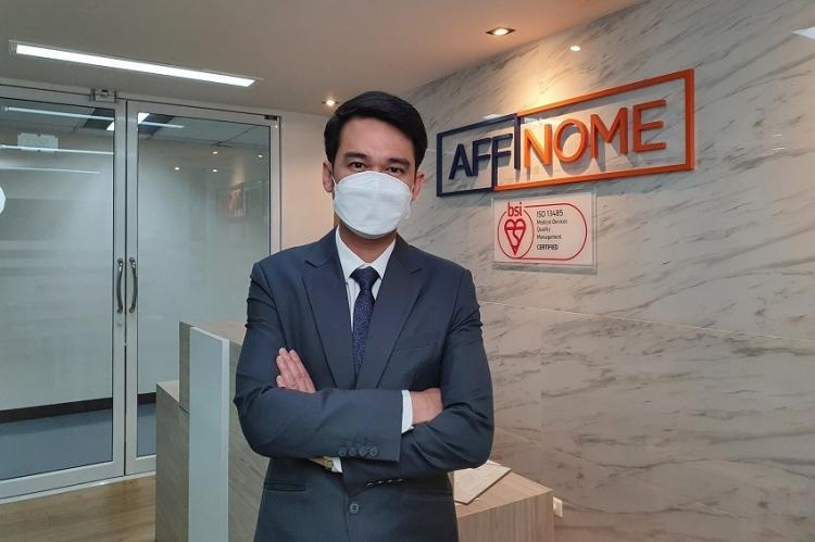 """""""แอฟฟิโนม"""" ผลิตชุดตรวจแอนติเจน 'COVID-19 Ag' สัญชาติไทย แบบ Self-test"""